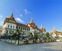 Package Tour To Thailand